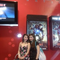 Photo taken at IMAX Theatre by Mariz R. on 5/19/2013