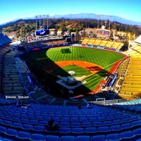 Photo taken at Dodger Stadium by Carlos A. on 6/29/2013