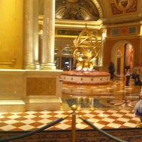 Photo taken at Venetian Concierge by Yanochka L. on 10/13/2012