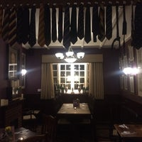 Photo taken at The Cricketers Inn by Eda M. on 10/29/2015