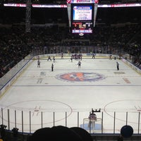 Photo taken at Nassau Veterans Memorial Coliseum by Kevin A. on 1/20/2013