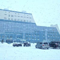 Photo taken at СурГУ by Alex S. on 3/28/2013