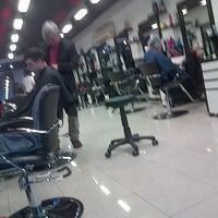 Photo taken at Tease Hair Salon by Armando T. on 12/1/2012