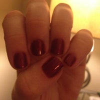 Photo taken at T&Y Nails by Kristin R. on 4/15/2013