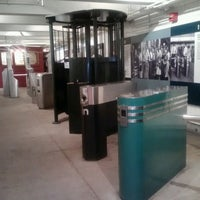 Photo taken at New York Transit Museum by *Bitch Cakes* on 2/27/2013