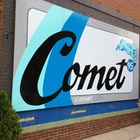 Photo taken at Comet Cafe by Todd L. on 6/24/2013