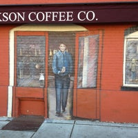 Photo taken at Jackson Coffee Co. by Stephanie S. on 12/18/2012