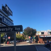 Photo taken at Marshall Street by Andrew D. on 10/5/2016