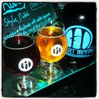 Photo taken at Harriet Brewing by Chuck P. on 10/20/2012