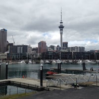 Photo taken at Auckland by Allya R. on 9/14/2016