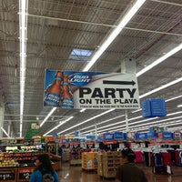Photo taken at Walmart Supercenter by Matthew on 8/26/2013