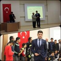 Photo taken at Çankırı Gençlik Hizmetleri ve Spor İl Müdürlüğü by Burak B. on 10/14/2016
