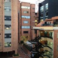 Photo taken at Universidad Sergio Arboleda by Cristian D. B. on 1/30/2013