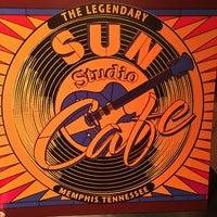 Photo taken at Sun Studio Café by Jonathan McGuire on 7/29/2016