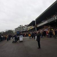 Photo taken at Haydock Park Racecourse by G C. on 11/24/2012