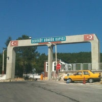 Photo taken at Dereköy Sınır Kapısı by AYN YLM on 8/8/2013