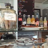 Photo taken at Koppi Kaffe & Rosteri by Linda B. on 3/14/2013