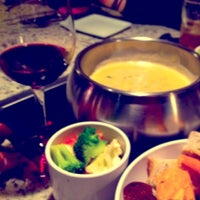 Photo taken at The Melting Pot by Ricardo T. on 12/23/2012