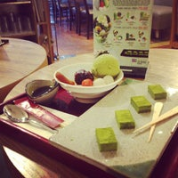 Photo taken at MOF Japanese Sweets & Coffee by 🍒Phoebe🍒 on 7/19/2013