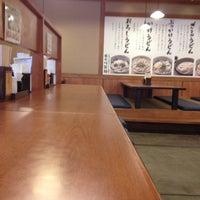 Photo taken at 香の川製麺 枚方津田店 by けーぞ on 10/30/2012