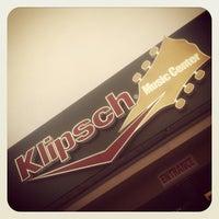 Photo taken at Klipsch Music Center by Sean M. on 7/21/2013