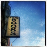 Photo taken at Myopic Books by Sean M. on 12/30/2012