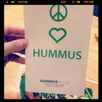 Photo taken at Hummus House Pitas and Salads by JOACHIM A. on 7/3/2013