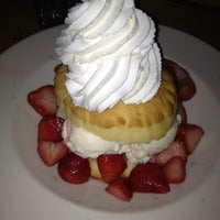 Photo taken at The Cheesecake Factory by Donovan W. on 1/2/2013