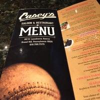 Photo taken at Casey's by Jason G. on 3/7/2015