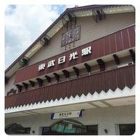 Photo taken at Tobu-nikko Station (TN25) by ♡Chika♡ on 6/13/2015