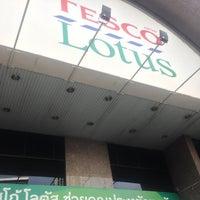 Photo taken at Tesco Lotus by TrueMan on 5/17/2013