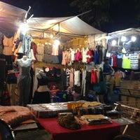 Photo taken at Saphanput Night Market by Pok B. on 5/17/2013