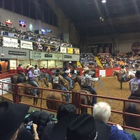 Photo taken at Stockyards Arena & Stables by Prem S. on 11/22/2015