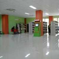 Photo taken at Perpustakaan Umum Magelang by Nunik R. on 4/5/2014