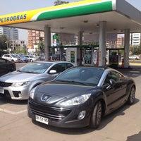 Photo taken at Petrobras by Daniel on 1/17/2013