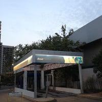 Photo taken at Petrobras by Daniel on 2/8/2013