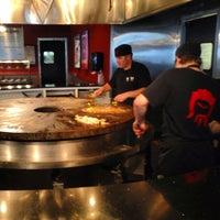 Photo taken at HuHot Mongolian Grill by Matt L. on 6/1/2013