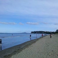 Photo taken at Long Bay Regional Park by Charlotte C. on 11/10/2012