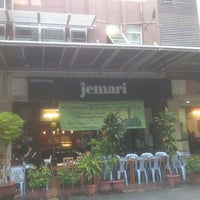 Photo taken at Jemari Cafe by Abe V. on 7/13/2013
