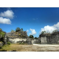 Photo taken at Garuda Wisnu Kencana (GWK) Cultural Park by Magga A. on 8/7/2013