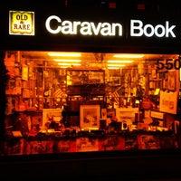 Photo taken at Caravan Bookstore by C. M. on 12/17/2012