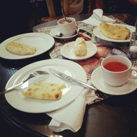 Photo taken at Осетинские пироги by Olga V. on 12/6/2012