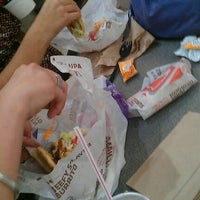 Photo taken at Taco Bell by Christina S. on 9/20/2012
