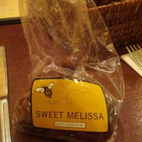 Photo taken at Sweet Melissa Patisserie by Bob D. on 5/12/2013