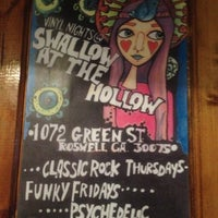 Photo taken at Swallow At The Hollow by Brooke E. on 12/23/2012