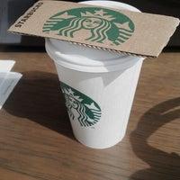 Photo taken at Starbucks by Angela B. on 4/25/2013