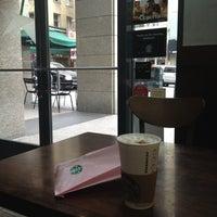 Photo taken at Starbucks by Camna N. on 5/8/2013