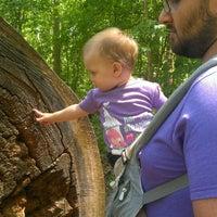 Photo taken at Marott Park by Megan on 5/10/2014