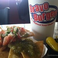 Photo taken at Bravo Burger by Erik S. on 3/17/2015