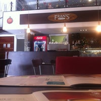 Photo taken at Fran's Café by Erick d. on 12/4/2012